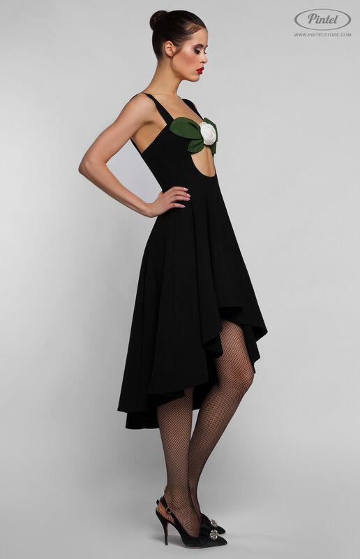 Платье женское Pintel™ Приталенное платье-сарафан без рукавов JOSEÉ - фото 3