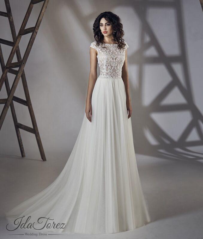 Свадебный салон Ida Torez Платье свадебное Shaila - фото 1