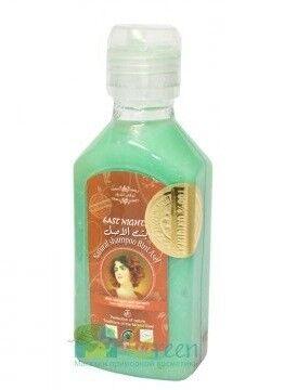 Уход за волосами East Nights Восстанавливающий лечебный шампунь с маслом листьев эстрагона и шпината Bint Asel «Девушка знатного рода» - фото 1