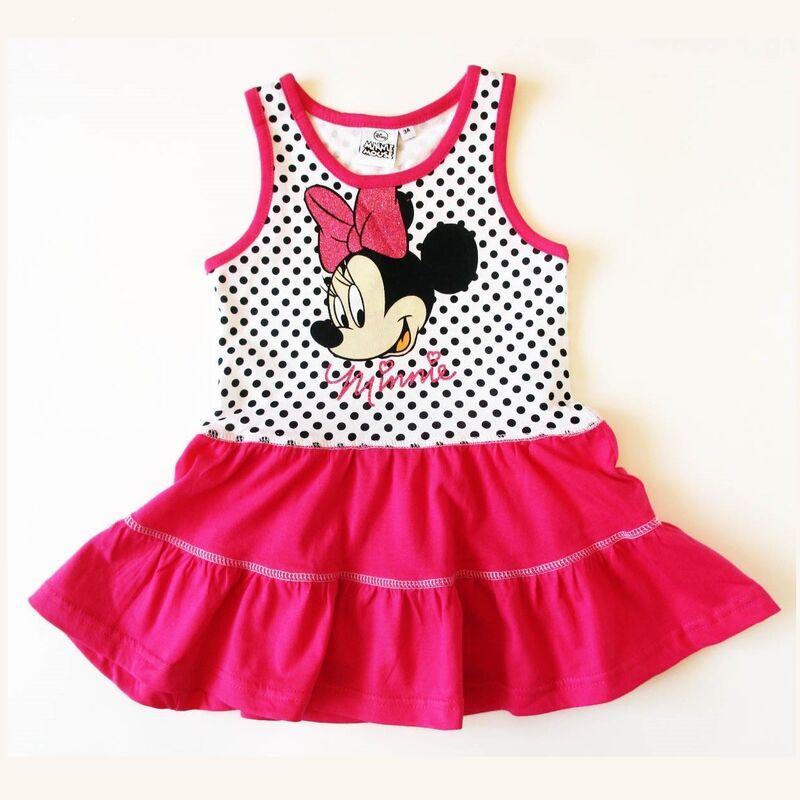 Платье детское Sun City Платье Минни Маус OE1614/1 - фото 1