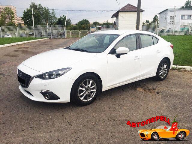Прокат авто Mazda 3 2014 г. - фото 4