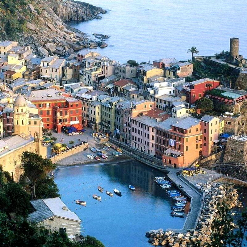 Туристическое агентство ТиШ-Тур Экскурсионный автобусный тур «Романтика Лигурийского побережья + Швейцария!» - фото 1