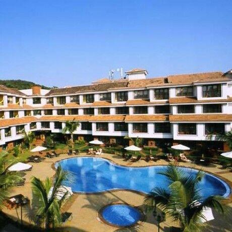 Туристическое агентство Клеопатра-тур Пляжный авиатур в Индию, Гоа, Doubletree By Hilton Hotel Goa 5* - фото 1