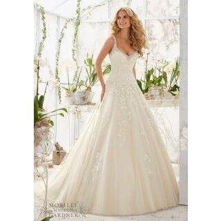 Свадебное платье напрокат Mori Lee Платье свадебное 2811 - фото 1