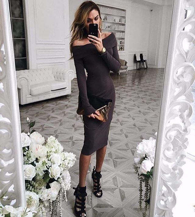 Платье женское Mira Sezar Платье женское «Монако» - фото 2