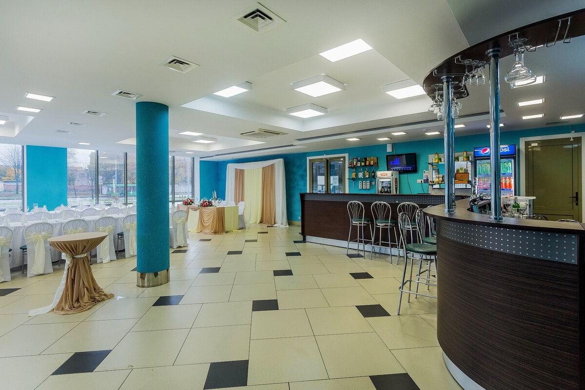 Банкетный зал Sport Time Сafe Зал «IT Time Cafe» - фото 6