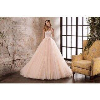 Свадебное платье напрокат Nora Naviano Платье свадебное Brynna - фото 4
