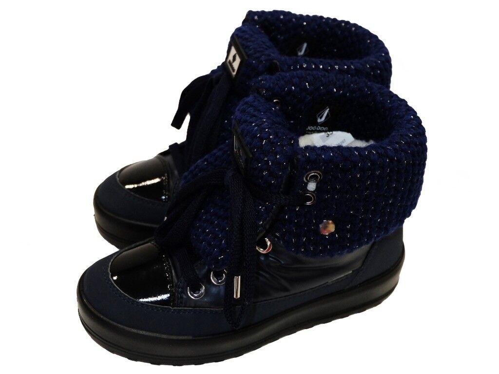 Обувь детская Jog Dog Ботинки для девочки 30207R - фото 3