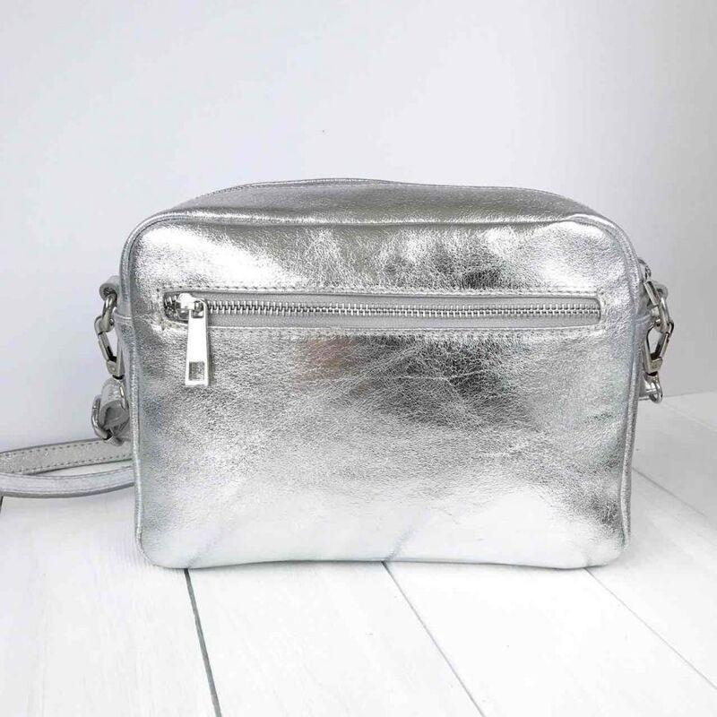 Магазин сумок Vezze Кожаная женская сумка С00177 - фото 2