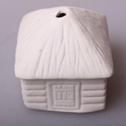 Подарок Радуга-МСК Домик керамический квадратный 13436, 5х4.5 см - фото 1