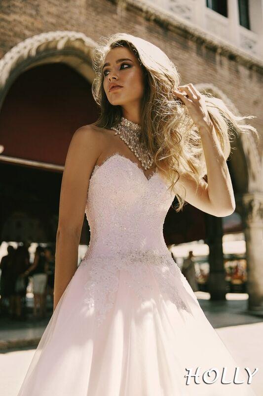 Свадебный салон Bonjour Galerie Свадебное платье Holly из коллекции La Douceur - фото 3