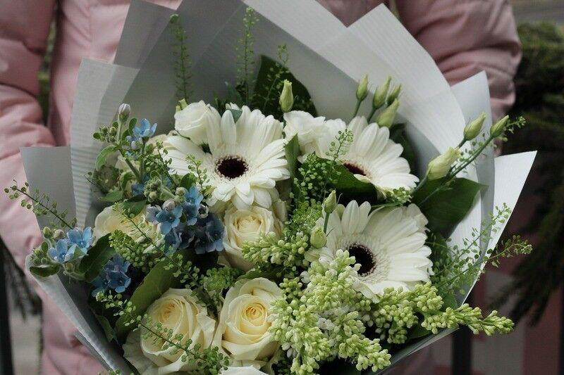 Магазин цветов Cvetok.by Букет «Нежность сирени» - фото 4
