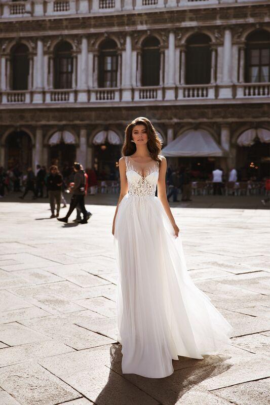 """Свадебный салон ALIZA свадебное платье  """"Luchye"""" - фото 1"""