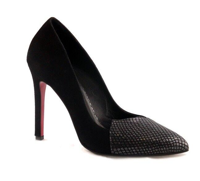 Обувь женская Du Monde Туфли женские 2072 черные - фото 1