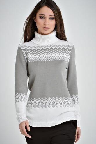 Кофта, блузка, футболка женская Westerly Свитер в21223 - фото 1