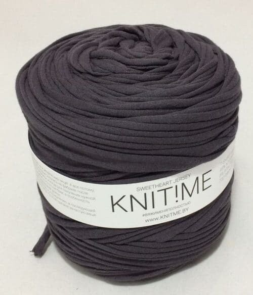 Товар для рукоделия Knit!Me Ленточная пряжа Sweetheart Jersey - Мотылек (SJ120) - фото 1