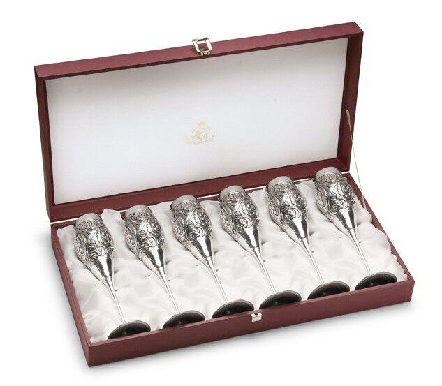Подарок Gamma Набор бокалов для шампанского 8123600 - фото 1