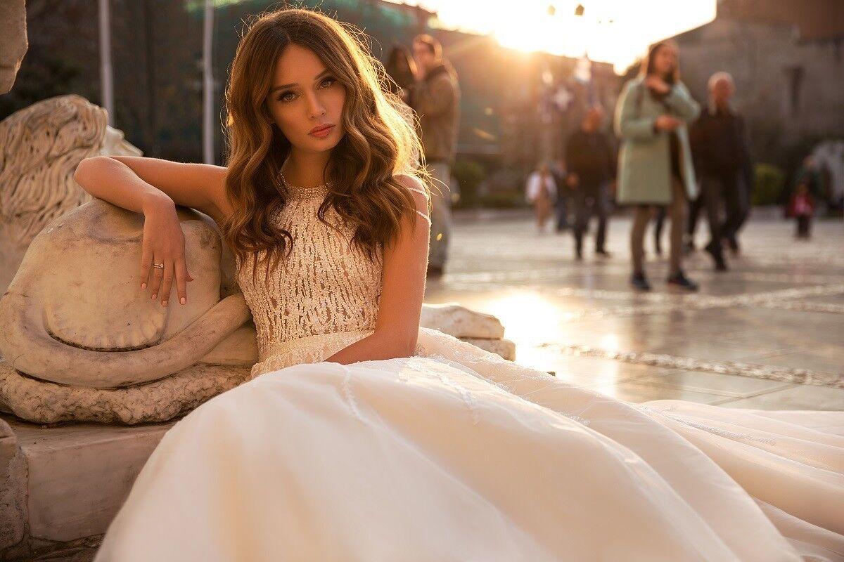 """Свадебное платье напрокат ALIZA свадебное платье """"Jufemmy"""" - фото 6"""