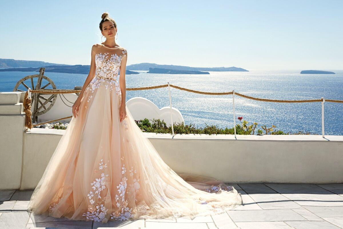 Свадебное платье напрокат Eva Lendel Свадебное платье Kate - фото 1