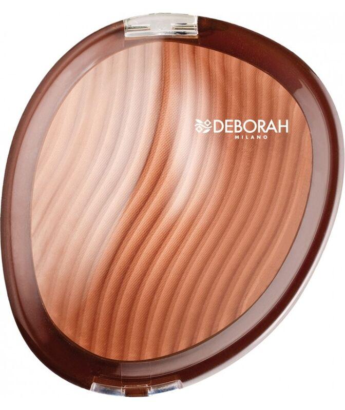 Декоративная косметика Deborah Milano Бронзирующая пудра Luminature Bronzing Powder №3 - фото 1