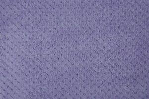 Подарок Ecotex Декоративный флисовый плед 150х200 Elegance Лавандовый - фото 2