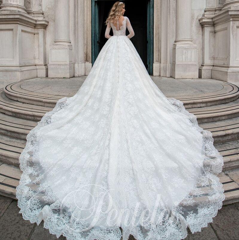 Свадебное платье напрокат Lavender Свадебное платье Florence - фото 1