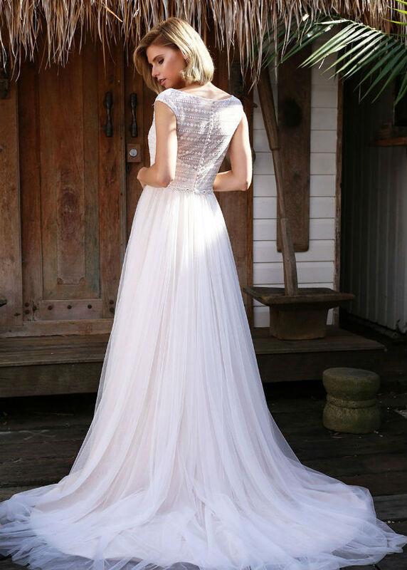 Свадебное платье напрокат Mia Solano Свадебное платье Shilo - фото 3