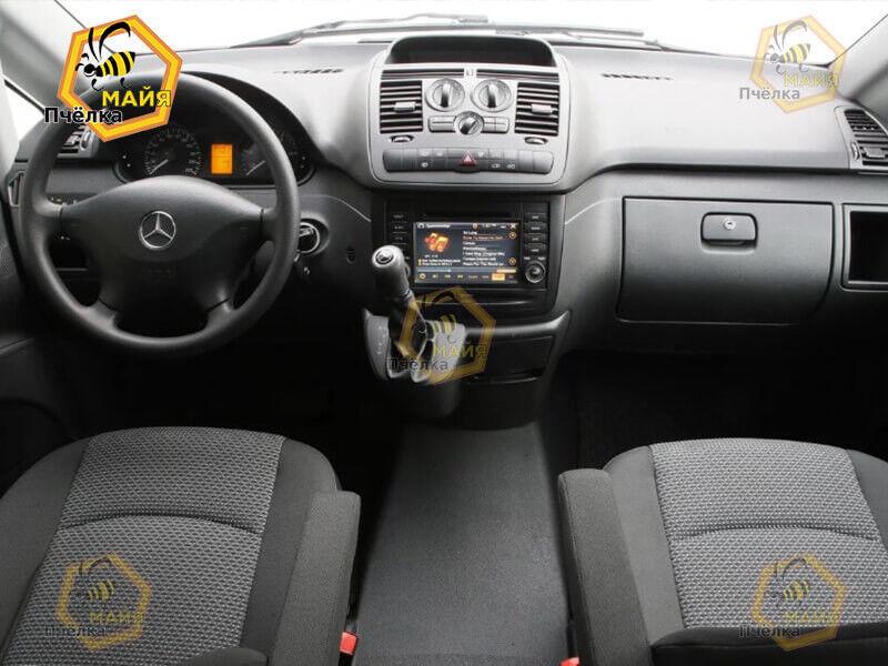Прокат авто Mercedes-Benz Vito 2014 - фото 6