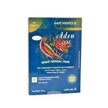 Уход за волосами East Nights Растительное обертывание для лечения и профилактики перхоти и зуда кожи головы Aden, 100 г - фото 1