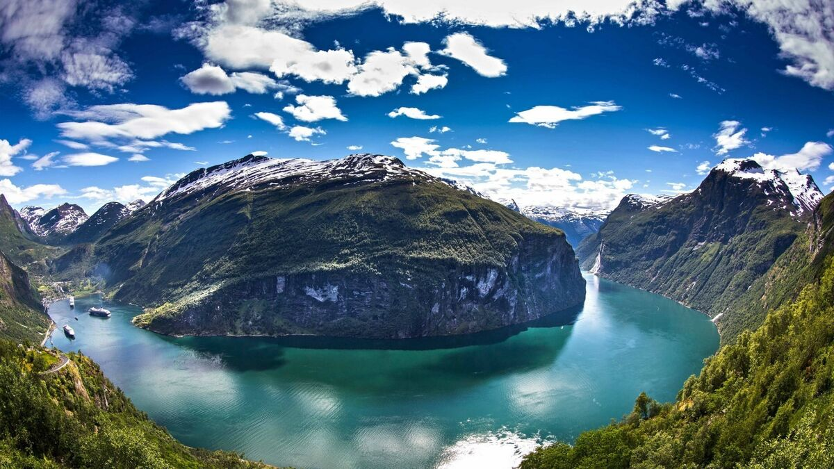Туристическое агентство Боншанс VN - Гранд Тур по Норвегии - фото 2