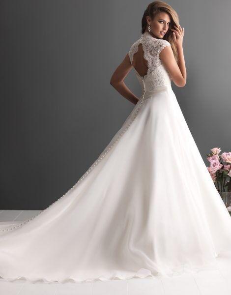 Свадебное платье напрокат Allure Bridals Платье свадебное 2611 - фото 2