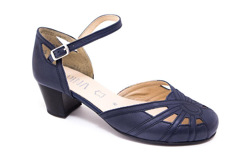 Обувь женская Alpina Туфли женские 8031-82 - фото 1