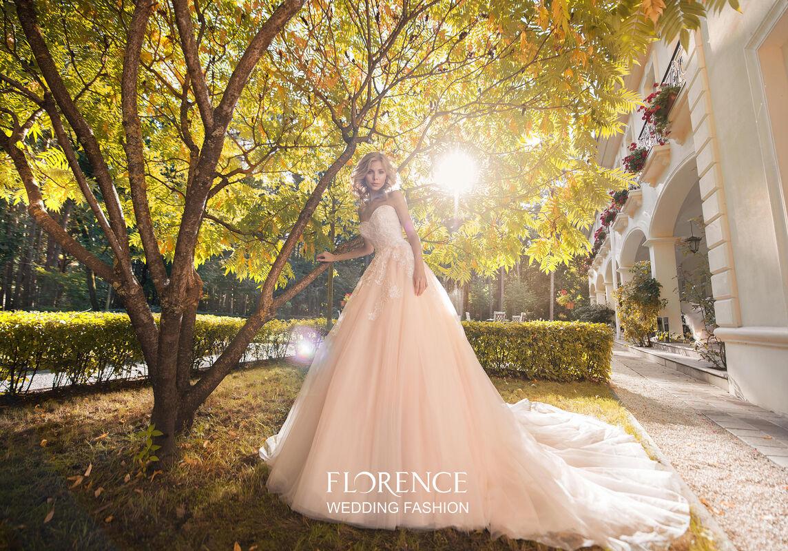 Свадебное платье напрокат Sophia Tolli Платье свадебное 1719 Tavel Florence - фото 2