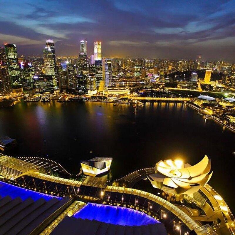 Туристическое агентство Матэп-90 Круиз «Сингапур, Вьетнан, Китай, Япония» на лайнере Mariner of the Seas 5* - фото 1