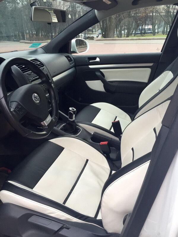 Аренда авто Volkswagen Jetta White - фото 6