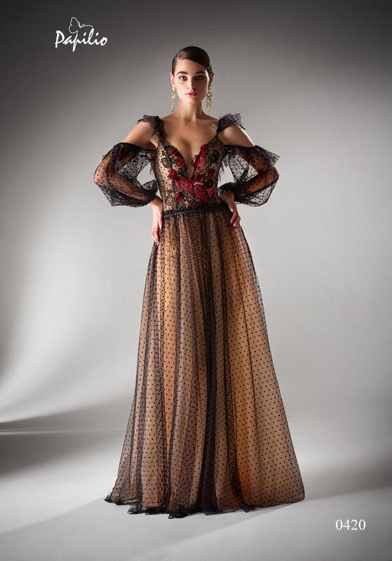 Вечернее платье Papilio Вечернее платье Felice 0420 (2) - фото 1