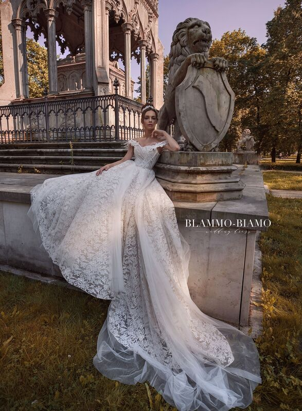 Свадебный салон Blammo-Biamo Свадебное платье The Rice  Lelei - фото 1