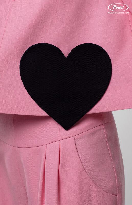 Костюм женский Pintel™ Брючный костюм из натуральной шерсти Shinele - фото 6