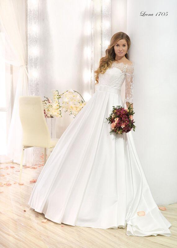 Свадебный салон Rafineza Платье свадебное Leona - фото 1