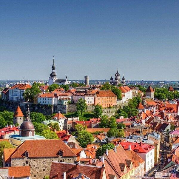 Туристическое агентство Элдиви Автобусный экскурсионный тур «Янтарное ожерелье: Таллин – Рига – Юрмала – Вильнюс» - фото 1