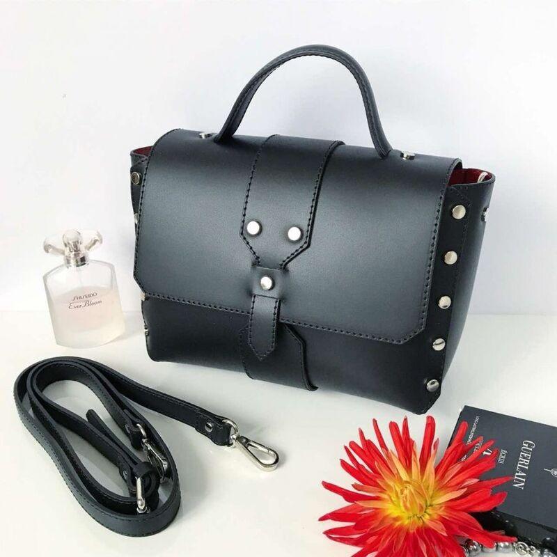 e2d7281145b0 Купить Кожаная женская сумка С00229 Vezze в Минске – цены продавцов