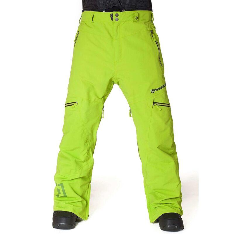 Спортивная одежда Horsefeathers Сноубордические брюки Sonic 1516 зеленый - фото 1