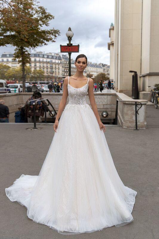 """Свадебный салон ALIZA свадебное платье """"Rennye"""" - фото 2"""