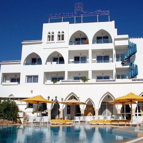 Туристическое агентство Голд Фокс Трэвел Пляжный aвиатур в Тунис, Набель, Byzance 3* - фото 1