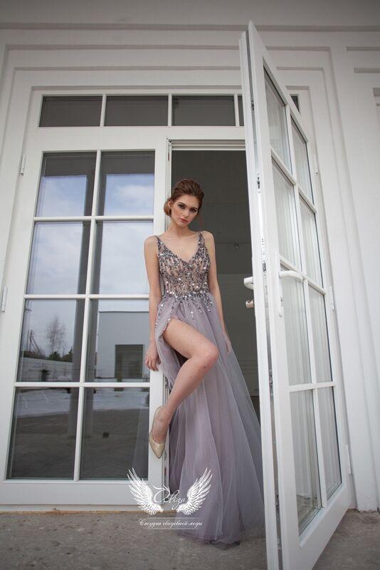 """Вечернее платье ALIZA Вечернее платье """"Greya 2"""" - фото 4"""