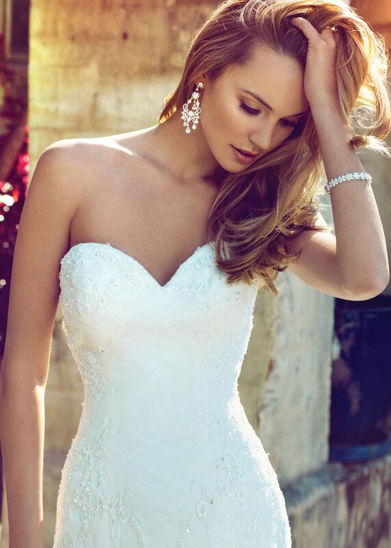 Свадебное платье напрокат Mia Solano Платье свадебное «Brianna» - фото 3