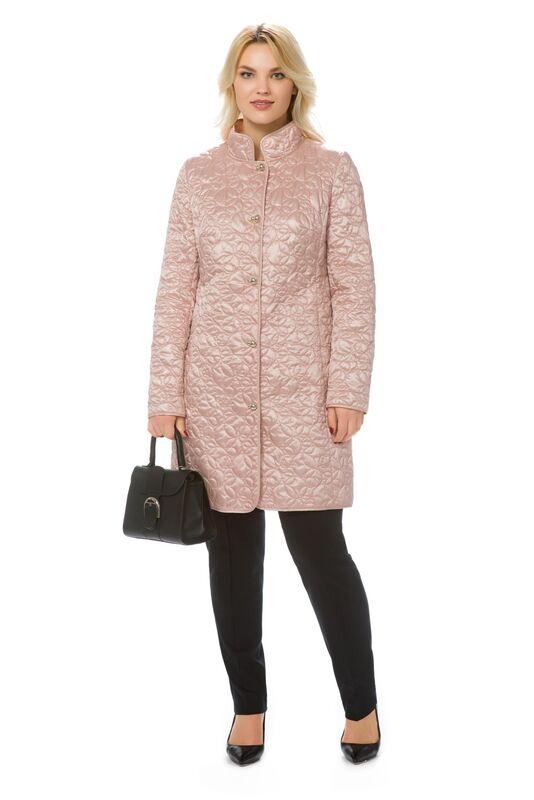 Верхняя одежда женская Elema Пальто женское плащевое утепленное Т-7101 - фото 1