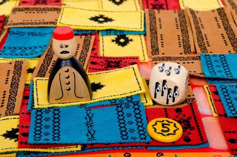 Подарок на Новый год Gigamic Игра настольная «Марракеш» - фото 3