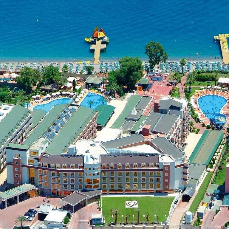 Туристическое агентство Новая Планета Пляжный авиатур в Турцию, Кемер,  Rose Residence & Beach 5* - фото 1