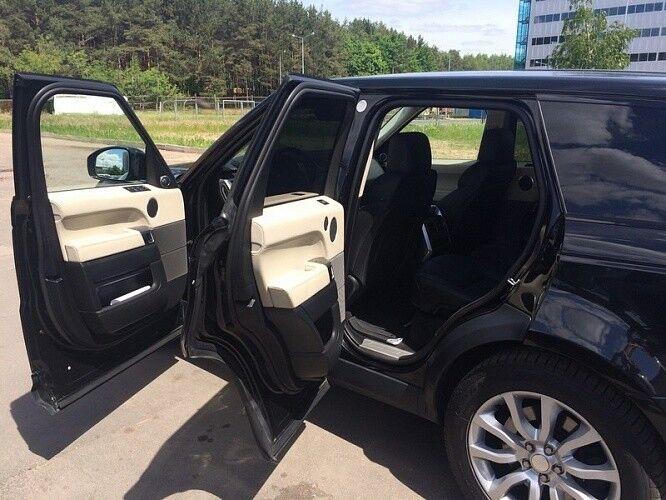 Прокат авто Range Rover Sport 2015 - фото 2